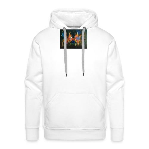 IMG 3075 - Sweat-shirt à capuche Premium pour hommes