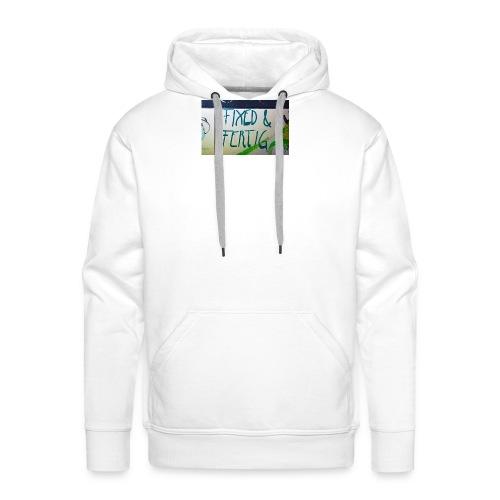 KLOSPRUCH FIXED & FERTIG - Männer Premium Hoodie