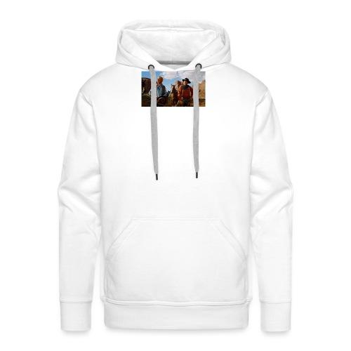 centauros desierto - Sudadera con capucha premium para hombre