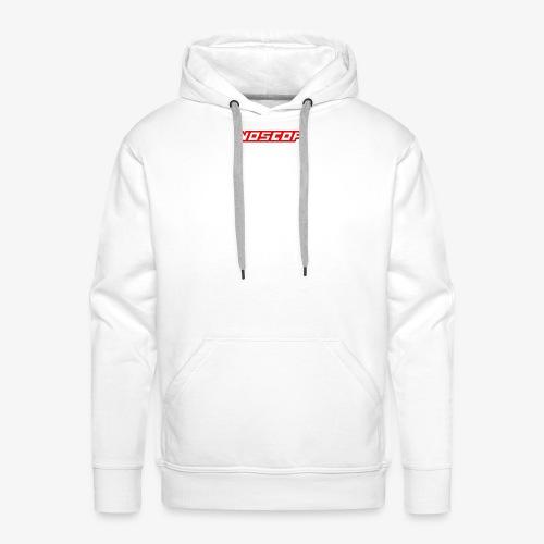 NOSCOP - Sweat-shirt à capuche Premium pour hommes