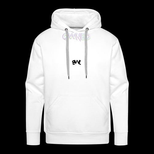 BWL Logo Black - Männer Premium Hoodie