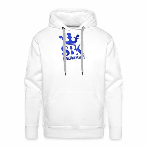 SBK blue - Männer Premium Hoodie