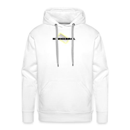 Keukenrol - Mannen Premium hoodie