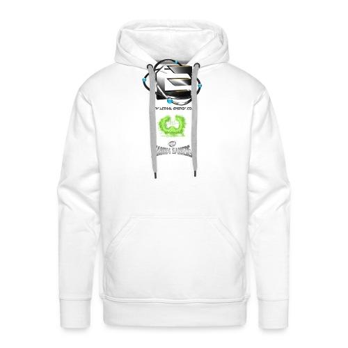 back2 - Men's Premium Hoodie