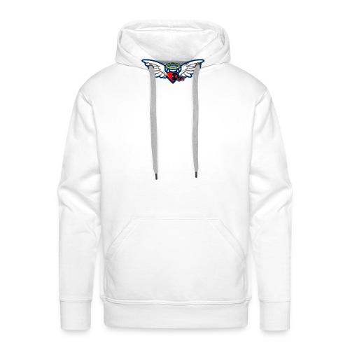 I Aime LOKY D. - Sweat-shirt à capuche Premium pour hommes