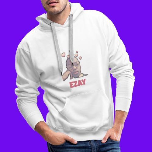 Cartoon Ezekiel - Men's Premium Hoodie