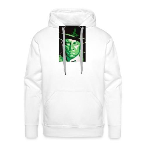 Tee shirt H Jean Gabin - Sweat-shirt à capuche Premium pour hommes