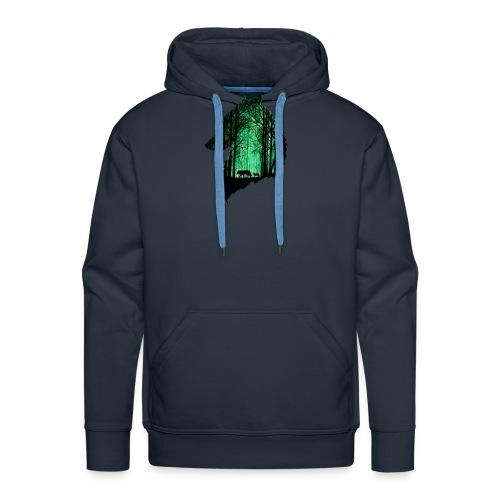 1568142566110 - Sweat-shirt à capuche Premium pour hommes