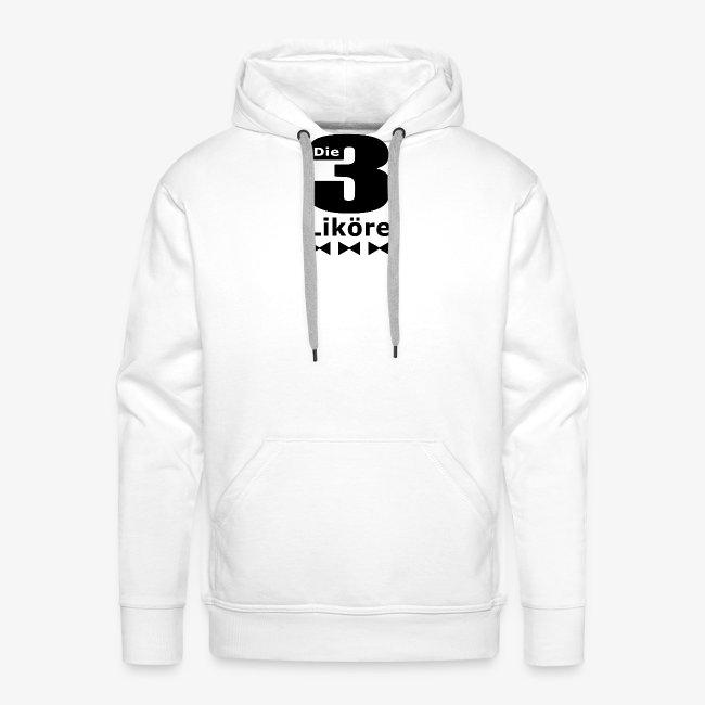 """""""Die 3 Liköre"""" - logo schwarz"""