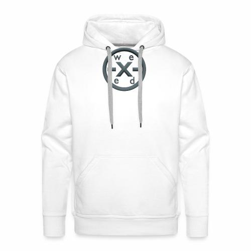 logo720greytp png - Männer Premium Hoodie