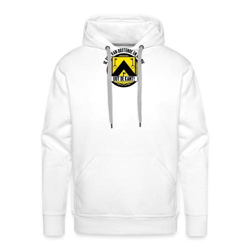 Ik zien van Oostende - Sweat-shirt à capuche Premium pour hommes
