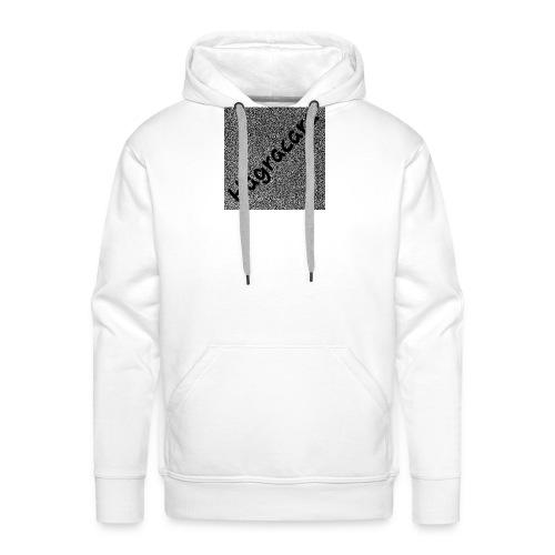 poly bilibang - Sweat-shirt à capuche Premium pour hommes