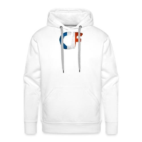 T shirt codfamilya France - Sweat-shirt à capuche Premium pour hommes