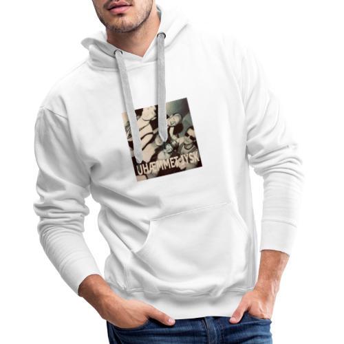 BILLEDE UH MMET - Herre Premium hættetrøje
