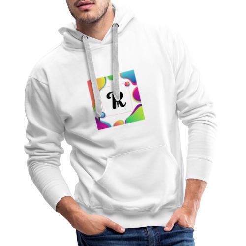 Logo R - Männer Premium Hoodie