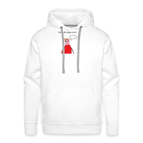 Koop dit. - Mannen Premium hoodie