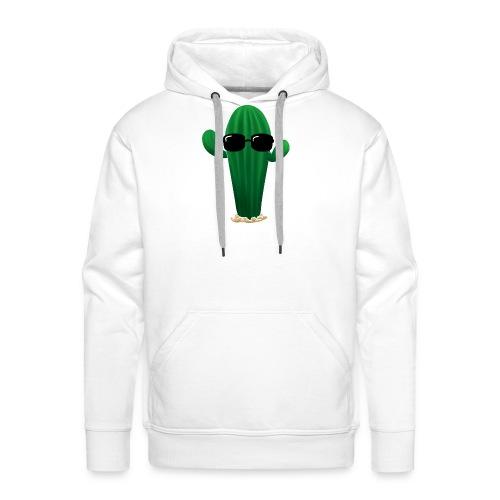 Cool Kaktus - Männer Premium Hoodie
