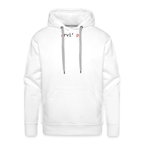 Arvipa - Sweat-shirt à capuche Premium pour hommes