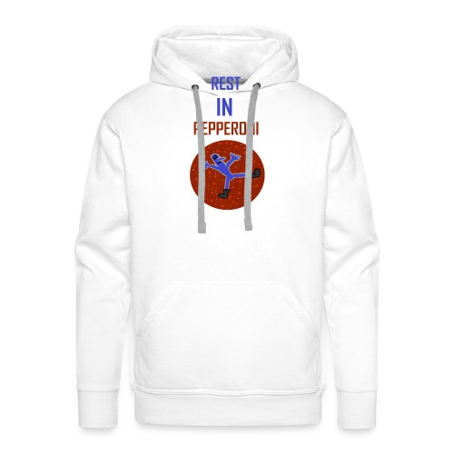 RIP T-shirt - Mannen Premium hoodie
