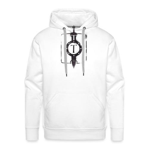 travian_legends_shield_b - Men's Premium Hoodie