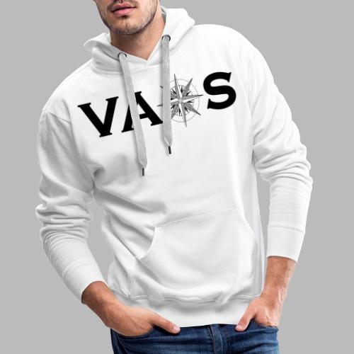 VAOS / #NOPUSSYPOP - Männer Premium Hoodie