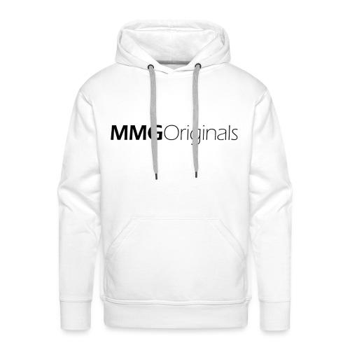 MMG Originals png - Mannen Premium hoodie