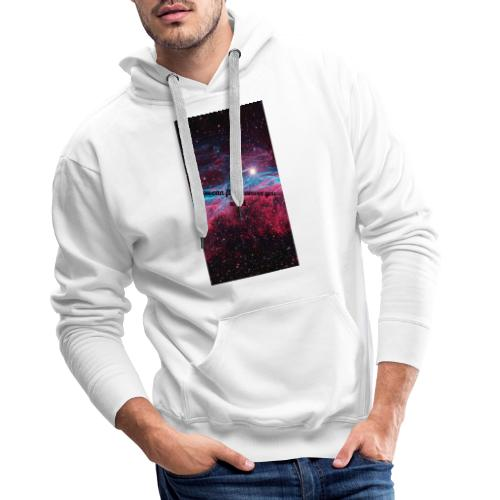 Space- You can Fly - Männer Premium Hoodie