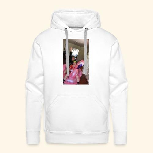 SLIDE - Isa en Jurre - Mannen Premium hoodie