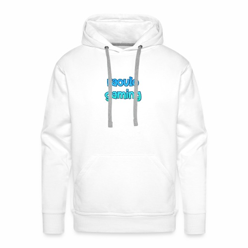Kinder colectie raoulo gaming - Mannen Premium hoodie
