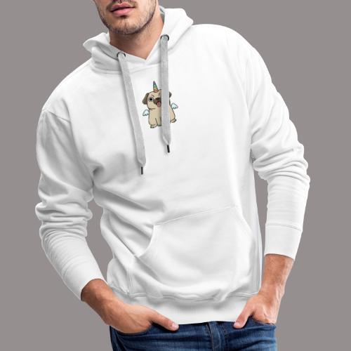 guarridogo oficial - Sudadera con capucha premium para hombre