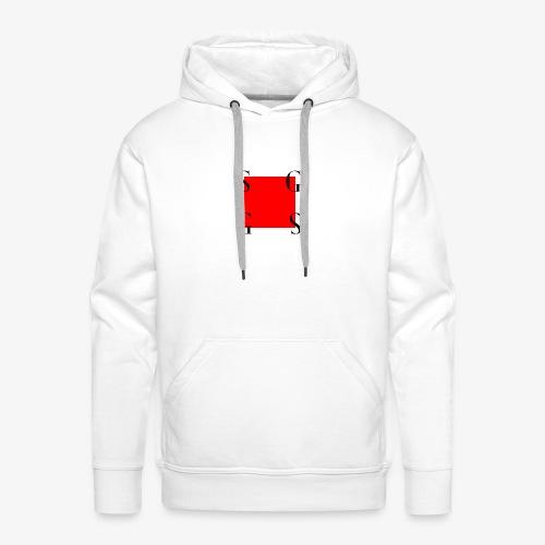 Modern Mag - Mannen Premium hoodie