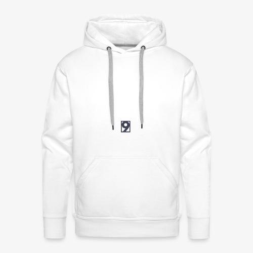 9 Clothing T SHIRT Logo - Men's Premium Hoodie
