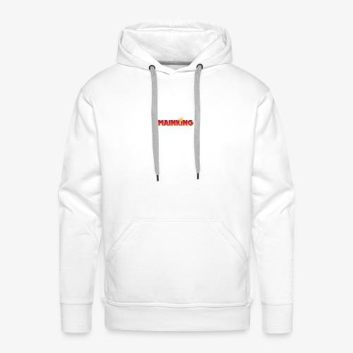Mainking Knuffelhaas - Mannen Premium hoodie