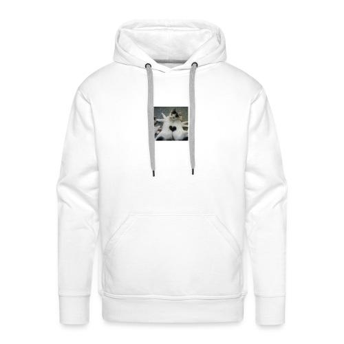 gezellig samen - Mannen Premium hoodie