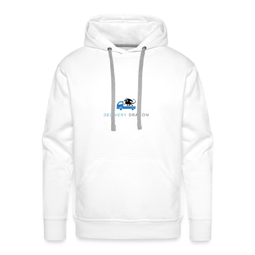 Delivery Dragon Logo - Men's Premium Hoodie