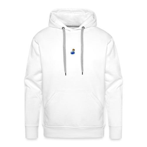 Test product - Mannen Premium hoodie