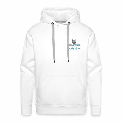 Gerja Sprakel Art - Mannen Premium hoodie