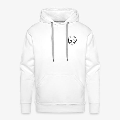 Official GS Circular Small Design - Men's Premium Hoodie