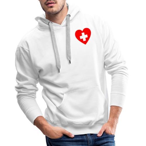 first aid - Men's Premium Hoodie