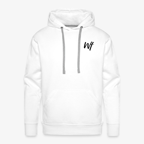 Wf Signature Mens Hoodie - Men's Premium Hoodie