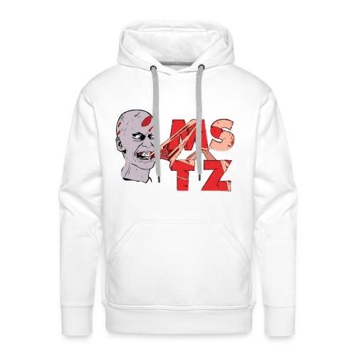 ZombieSTZ kleiner - Männer Premium Hoodie