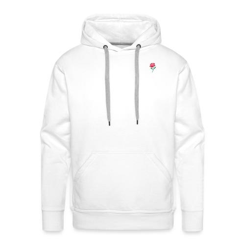 rosecolor - Mannen Premium hoodie