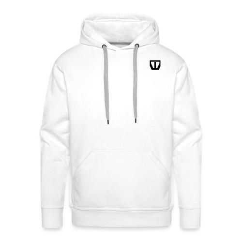 oie transparent zwart groot png - Mannen Premium hoodie