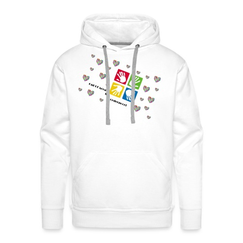 Bestsellers Out Of Area - Mannen Premium hoodie