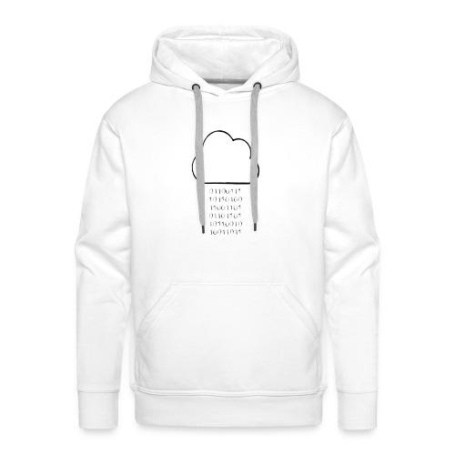 binary - Men's Premium Hoodie