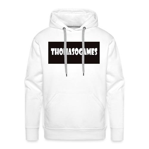 ThomasoGames Logo - Mannen Premium hoodie
