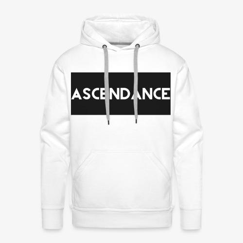 Acendancelogo - Men's Premium Hoodie