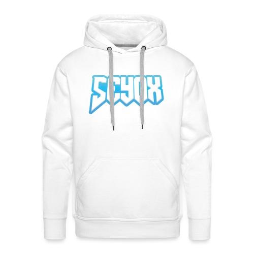 Seyox Logo - Mannen Premium hoodie