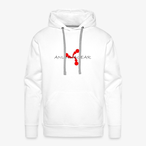 Anunnagear brand logo - Mannen Premium hoodie