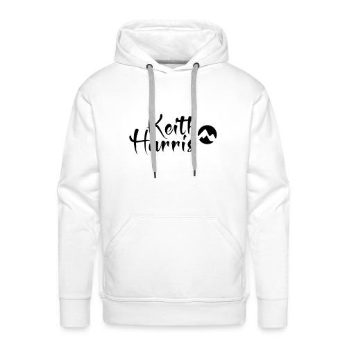 Keith Harris Logo - Men's Premium Hoodie